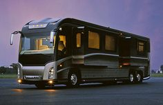 RV for vacations and traveling the country