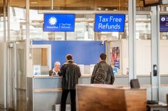 Oslo Airport Tax Refund at the Oslo Airport Gardermoen. Have you just visited Oslo and spent some time in Norway capital? We hope you had a great stay and wanted to remind you of the benefits of the Tax Refund at Oslo Airport.