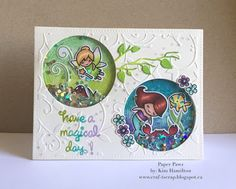 Lawn Fawn Fairy Friends; Lawn Fawn Mermaid for You; Disney - Tinkerbell and Arielle; double shaker; adorable; magical day; ocean scene; garden scene; girl's birthday