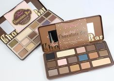 Obsessing Over…Too Faced's New (Semi Sweet) Chocolate Palette–OMG!!