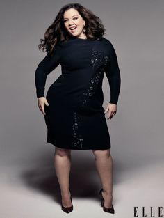"ELLE July 2016 cover star Melissa McCarthy on fighting for the characters she plays, interviewed by Brian Atwood: Brian Atwood: ""You're having a ball. What is it about your comedy that makes people really get it?"" Melissa McCarthy: ""I get so..."