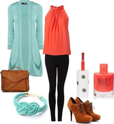 """Menthol"" by vierocka-hr on Polyvore"