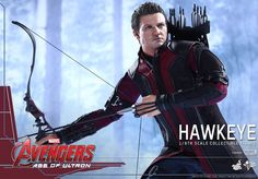 Hot Toys - Avengers: Age of Ultron - Hawkeye