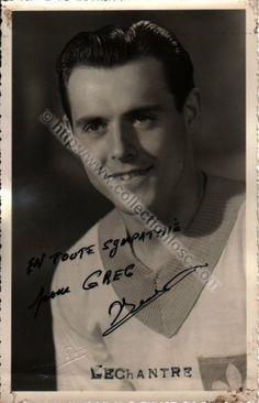 Jean Lechantre Joueur du Losc de 1944 à 1952