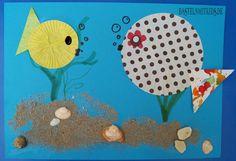 Fische basteln