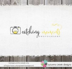 Premade Photogrpahy Logo Design  Sun Sunrise Photographer Logo Design on Etsy, $39.33 CAD