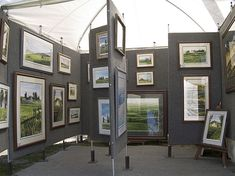 Andy Sewell Watercolors - The Art Show Schedule