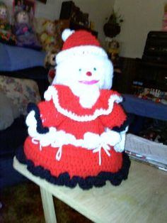 Sandy Claus Doll