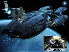 New Battlestar Galactica Desktop Background