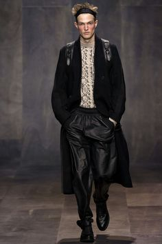 Damir Doma | Fall 2013 Menswear Collection | Style.com