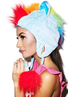 74c193c51 Elope Rainbow Dash Hoodie | Dolls Kill Traço De Arco Íris, Moletom Com  Capuz,