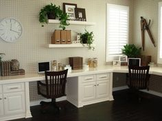 home offices need plants