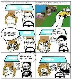 Troller trolled!