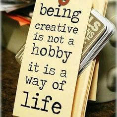 #creativity #hobbies #wordstoliveby #mjangel
