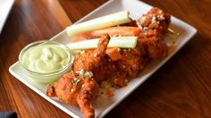 Available in all sorts of sauces and sizes, here are some recommended spots for wings on Long Island.