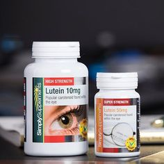 Lutein is a carotenoid naturally concentrated in the macular, which is the most visually sensitive part of the eye. Our Lutein supplements have been designed to help support eye health by resupplying your body with healthy Lutein.   #eyeweek #eyehealth #eyes #healthyeyes #health #healthyliving #healthylife #cleaneating #lifestyle #diet #nutrition #vitamins #minerals #lutein #products #highlight #spotlight #instapic #instagood #picoftheday #september #summer