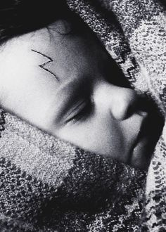"""He couldn't know that at this very moment, people meeting in secret all over the country were holding up their glasses and saying in hushed voices: """"To Harry Potter -- the boy who lived!"""""""