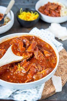 Healthy Slow Cooker, Crock Pot Slow Cooker, Healthy Crockpot Recipes, Slow Cooker Recipes, Cooking Recipes, Cooking Tips, Slow Cooking, Easy Cooking, Indonesian Food