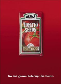 Heinz Ketchup is one of the most known brand around the world. We have found some great creative Heinz Ketchup Ads, check out the 20 best ones. Ads Creative, Creative Advertising, Advertising Design, Advertising Agency, Funny Commercials, Funny Ads, Commercial Ads, Tomato Seeds, Best Ads