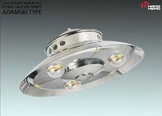 Flying Saucers 1/48 handhead Plastic Model kit/U.F.O./Free tracking number #Handhead