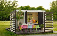 Garden Ideas Diy Cheap, Diy Garden, Backyard Ideas, Pergola Ideas, Garden Projects, Garden Tools, Home Design, Design Ideas, Rock Club