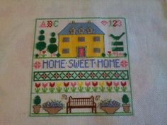 """Il Secrétaire di Ginevra: """"Home sweet home"""": finished work"""
