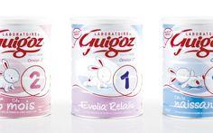 Guigoz-packaging-2 - Logic Design déroule le fil rouge pour la marque Guigoz