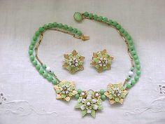 Stanley Hagler Necklace, Earrings