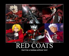 trigun quotes | Anime Motivational Posters by Shawn Merrow ...