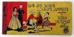 We Do Love Mary Mouse, March House Books