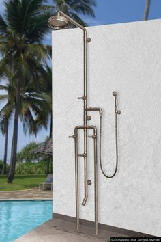 Check Out The Sonoma Forge Outdoor Shower Wb Shw 1080 In Faucets Fixtures Showers Tubs From Home Stone For