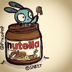 Nutella....YUM!