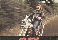 John Bonham: Living the good life