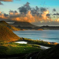 Our sister island, Nevis