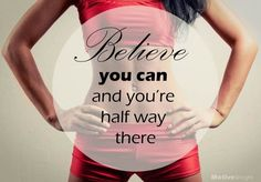 Female Gym Motivation   Female Fitness Motivation » Female-Fitness-Motivation86- I believe that I will finish my 5K without stopping. I belive, I believe, I believe....