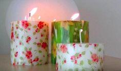 VIDEOnávod: Dajte sviečkam vlastný dizajn!