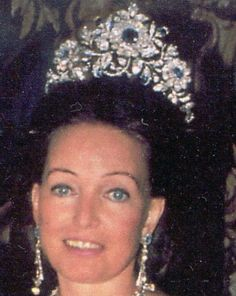 This is Duchess Diane of Wurrtemberg. She is by far the most interesting of all the Wurttembergs.    Diane, Duchess of Württemberg (née Princess Diane Françoise Maria da Gloria of Orléans), was born on 24 March 1940, in Petrópolis, Brazil. She is a successful artist and sculptor.