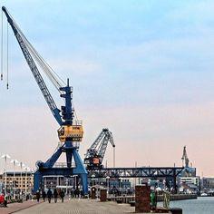 Stadthafen #Rostock (hier: Stadthafen)