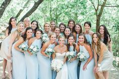 At Prescott Bridal Boutique, you are sure to have a one of a kind experience in finding your perfect wedding dress. We offer dresses from size in various styles and silhouettes. Amsale Bridesmaid, Blue Bridesmaids, Blue Bridesmaid Dresses, Wedding Dresses, Blue Wedding, Wedding Colors, Perfect Wedding Dress, Bridal Boutique, Hue