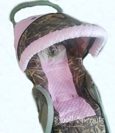 Duck Lover Advantage Max 4/Light Pink Minky by smallsproutsbaby, $149.00