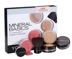 Youngblood Mineral Basics Kit Light