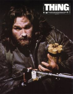 The Thing 1982 movie - Kurt Russell. Fuck Yeah Film Stills The Thing Movie Poster, Movie Poster Art, Scary Movies, Good Movies, Halloween Movies, The Thing 1982, Comic Book Characters, Iconic Characters, Creature Feature