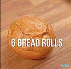 Breakfast rolls #recipe #cooking #baking on @gfycat