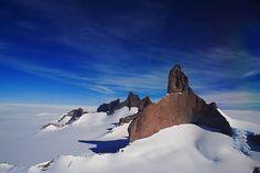 Ulvetanna - The Wolf's Fang  Ulvetanna, Queen Maud Land, Antarctica  71˚S 8˚E