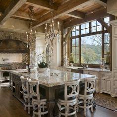 Such an elegant #kitchen #design!  #homechanneltv
