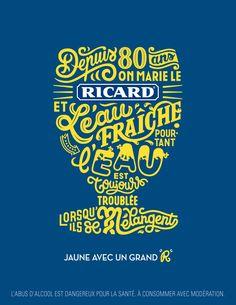 RICARD Ricard 2014 par BETC | Archives créatives du Club des DA