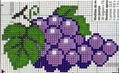 Thrilling Designing Your Own Cross Stitch Embroidery Patterns Ideas. Exhilarating Designing Your Own Cross Stitch Embroidery Patterns Ideas. Modern Cross Stitch Patterns, Counted Cross Stitch Patterns, Cross Stitch Charts, Embroidery Art, Cross Stitch Embroidery, Embroidery Patterns, Cross Stitch Fruit, Cross Stitch Kitchen, Plastic Canvas Patterns