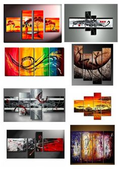 Extra large hand painted art paintings for home decoration. Large wall art, canvas painting for bedroom, dining room and living room, buy art online. #painting #art #wallart #walldecor #homedecoration #abstractart #abstractpainting #canvaspainting #artwork #largepainting Large Canvas Paintings, Large Paintings For Sale, Multi Canvas Painting, Living Room Canvas Painting, Canvas Art For Sale, Buy Paintings Online, 5 Piece Canvas Art, Modern Paintings, Large Canvas Art