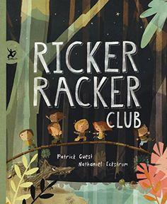 Per fare parte del Ricker racker club devi essere coraggioso oppure devi essere gentile ma non puoi essere una femmina. Solo alcuni riescono a essere coraggiosi e anche gentili. La piccola Poppy ci riesce: è una bambina gentile e anche parecchio coraggiosa. Certe regole sono decisamente molto, ma molto sciocche. Età di lettura: da 4 anni.
