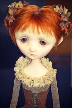 Doll by Anna Salvador